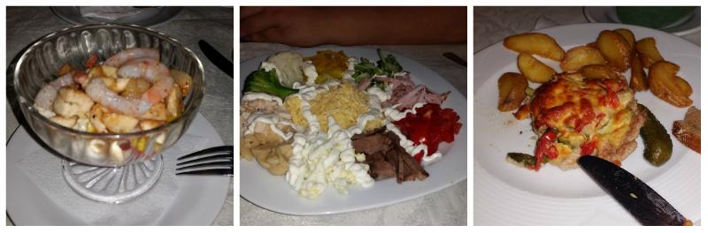 Еда из Ресторана в Лиде