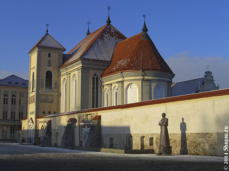 Каунасская семинария