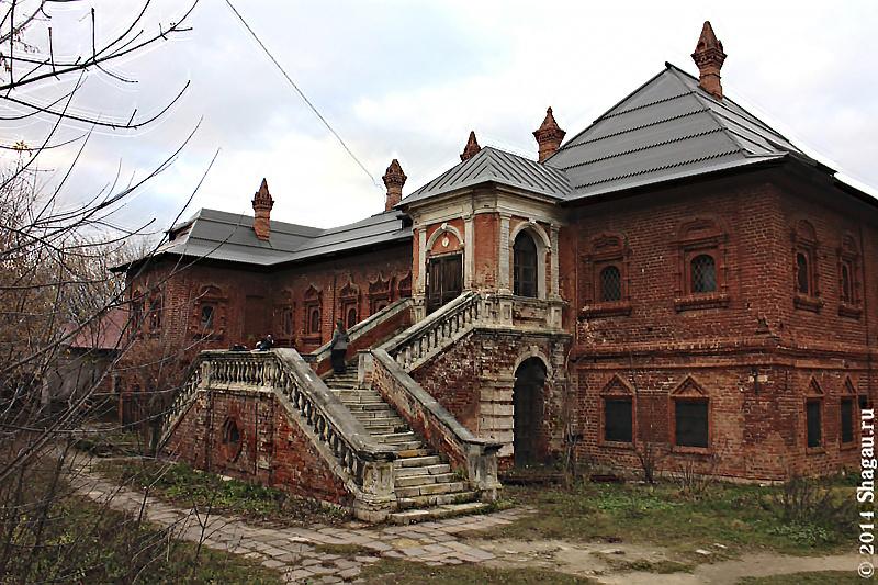 Крутицкое подворье, Палаты Митрополита