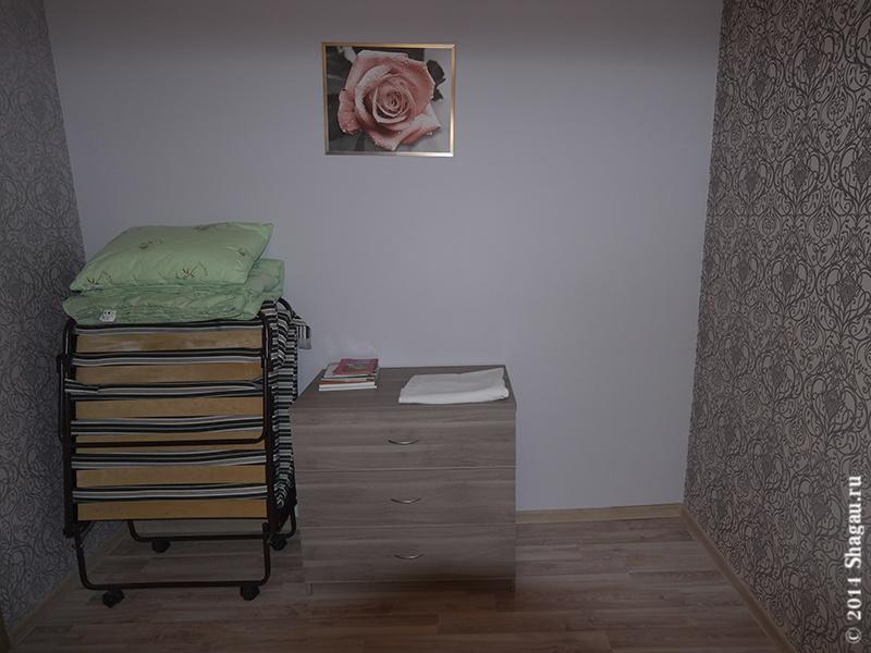 Дополнительная кровать