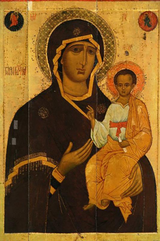 образ Богоматери «Одигитрия»