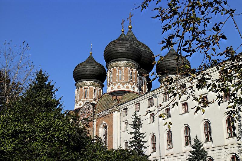 Покровский собор в Измайлово