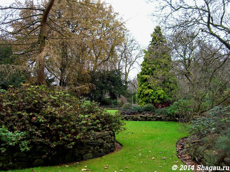 Лондон. Кенсингтонские сады