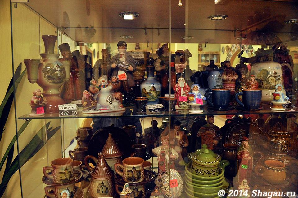 В магазине Псковский гончар