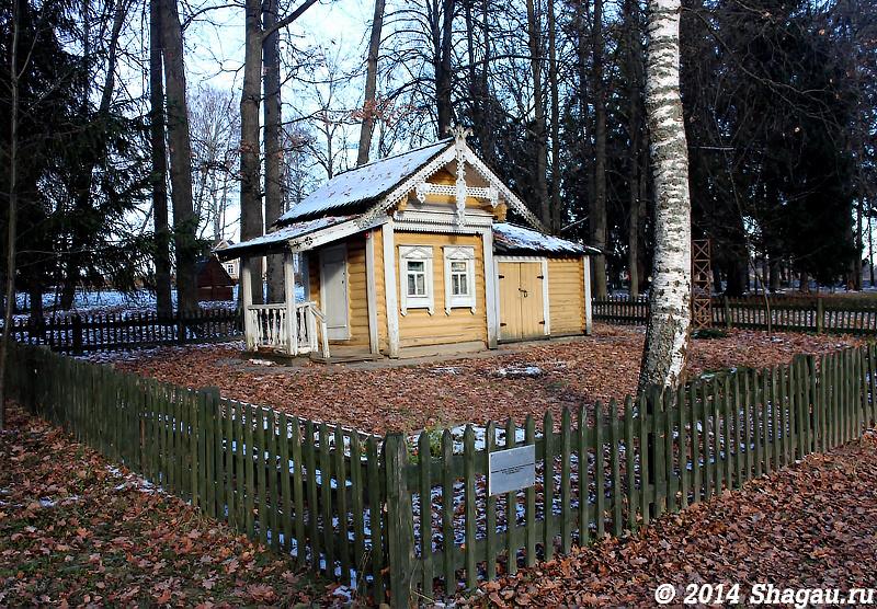 Мураново. Домик для детей