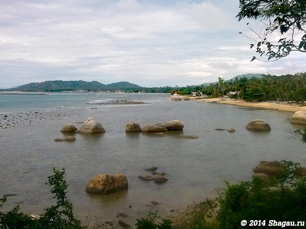 Самуи. Пляж Ламай