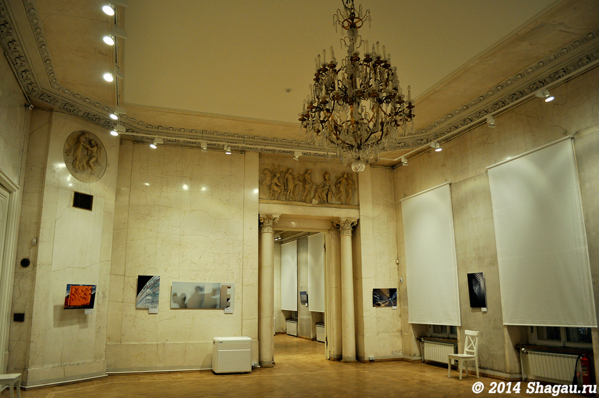 Усадьба Талызина. Танцевальный зал