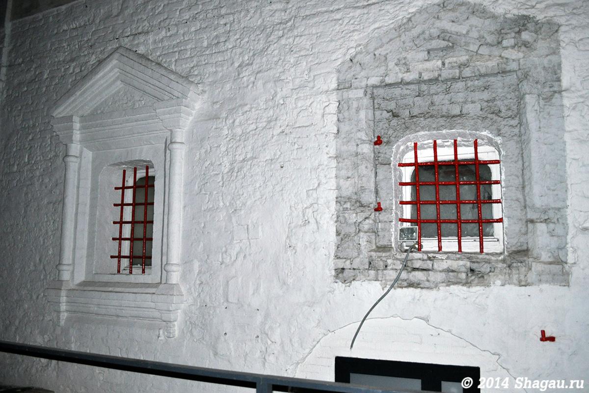 Здание XVII века. Аптекарский приказ