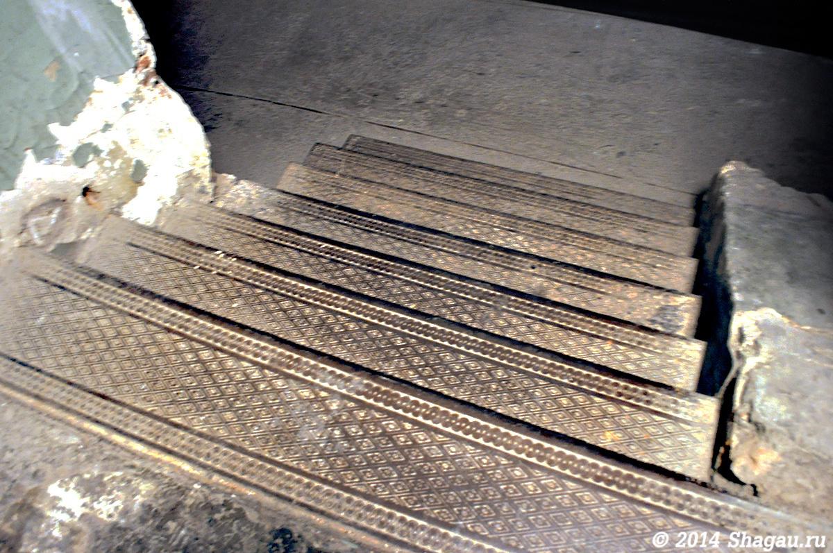 Кованные ступени