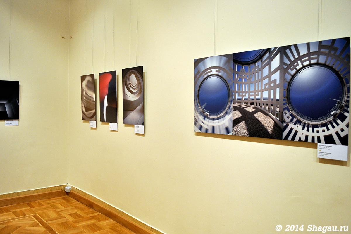 Музей Архитектуры. Выставка