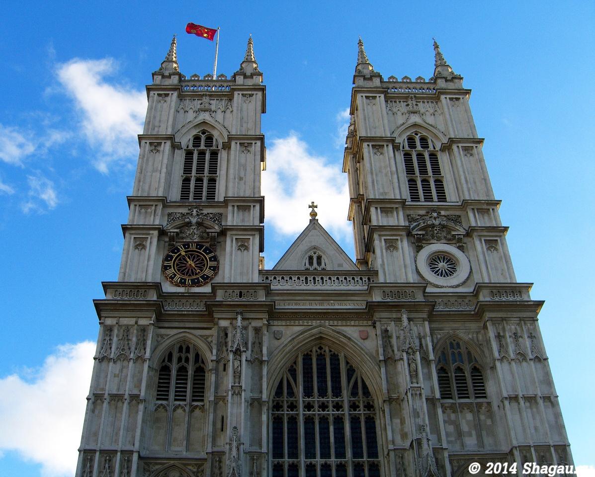 Лондон. Вестминтсерское аббатство