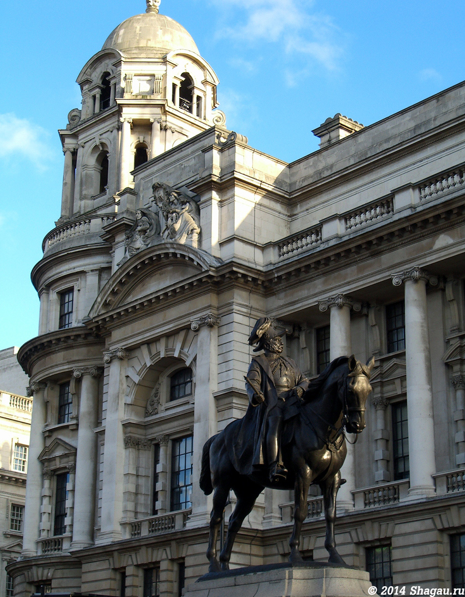 Памятник герцогу Кембриджскому