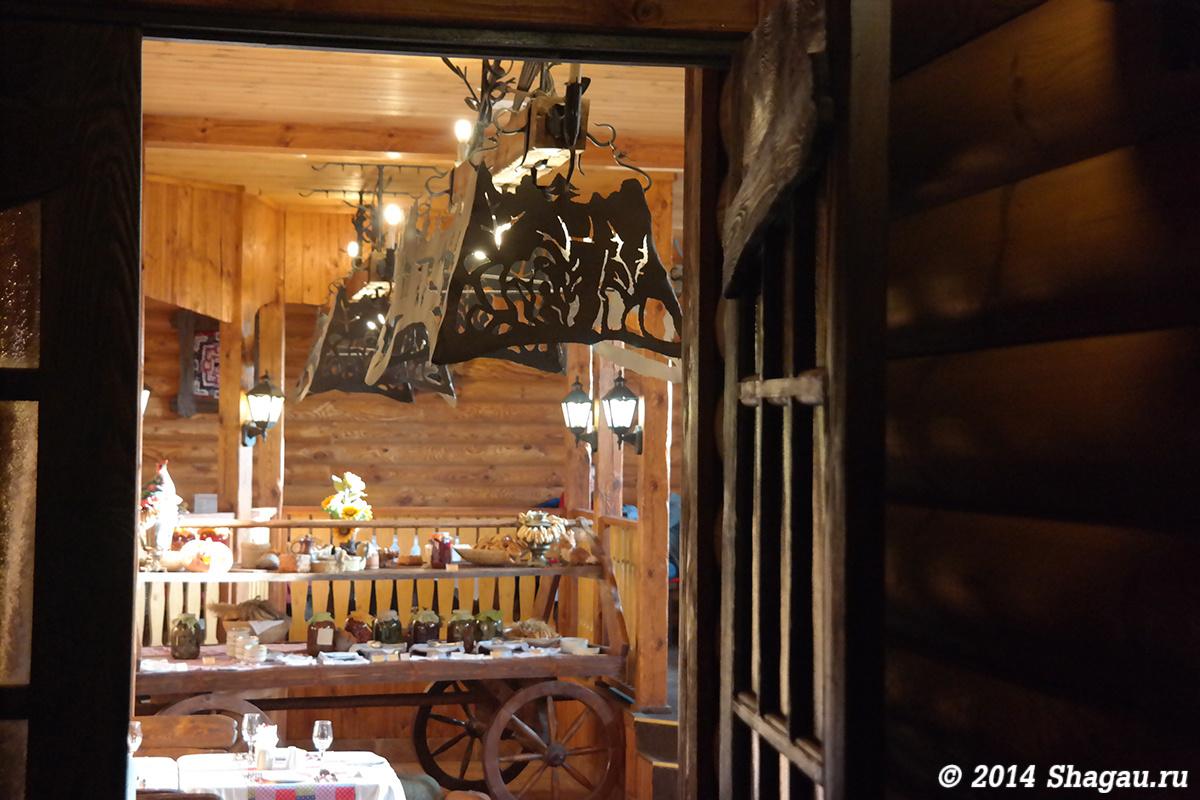 Ресторан Юрьево Подворье