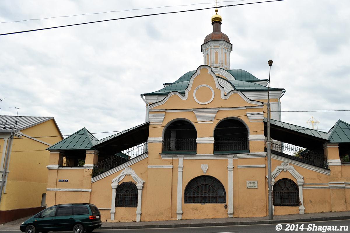 Церкви Смоленска