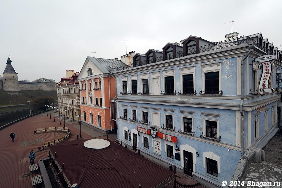 Отель Золотая Набережная