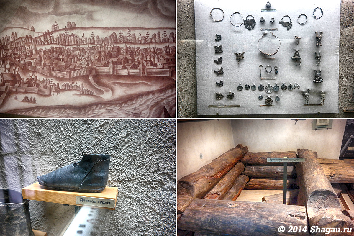 В музеях Великого Новгорода