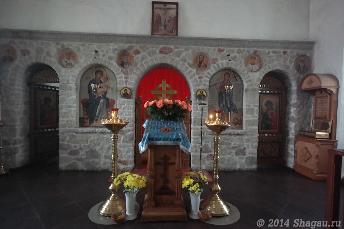 Иконостас Стефановской церкви