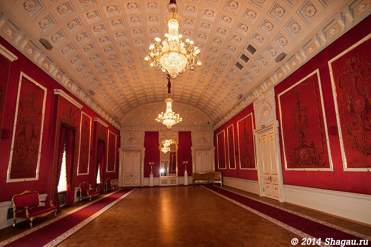 Большой императорский зал