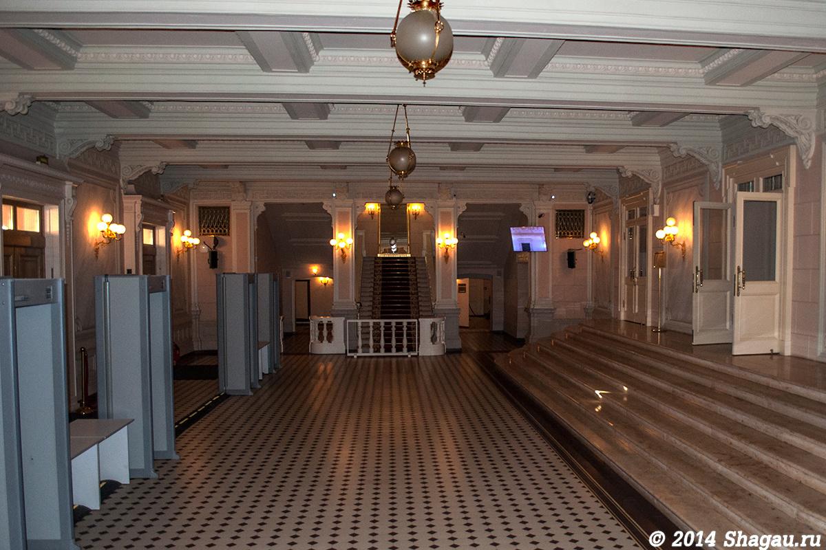 Холл Большого театра