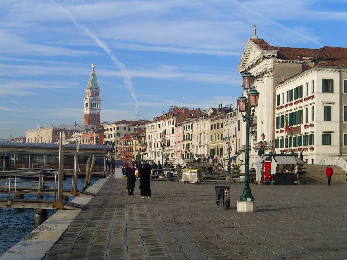 Славянская набережная Венеция