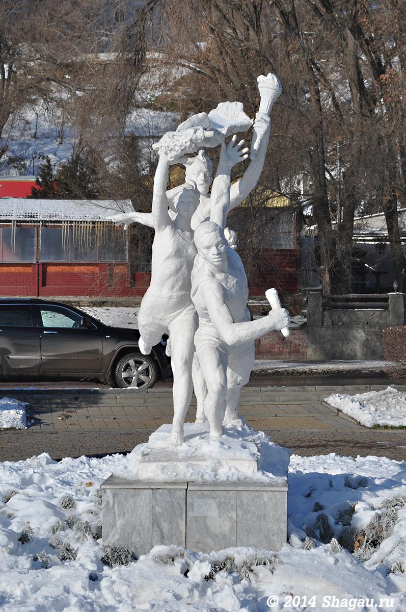 Советские атлеты