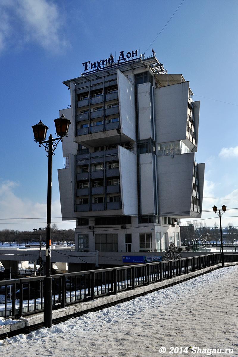 Гостиница Якорь, Ростов-на-Дону