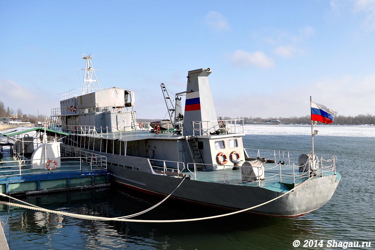 На Ростовской набережной
