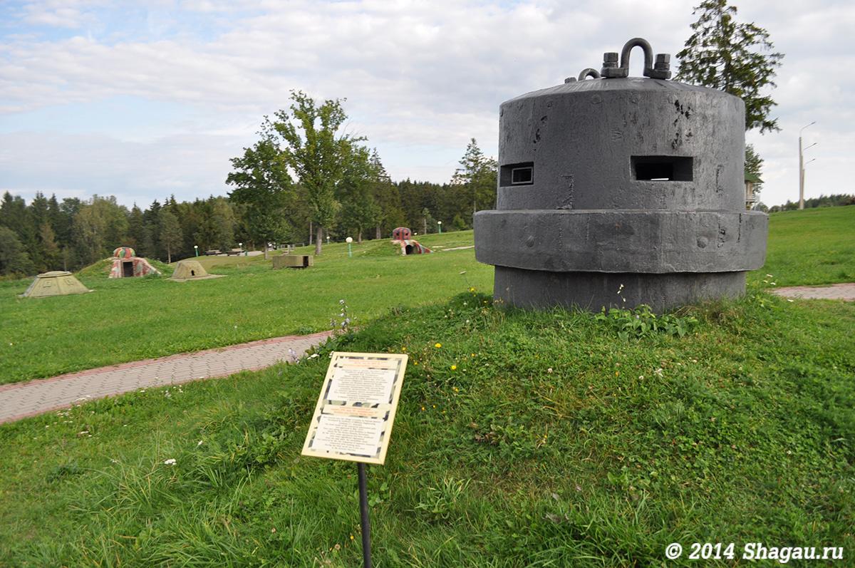 Музей Линия Сталина