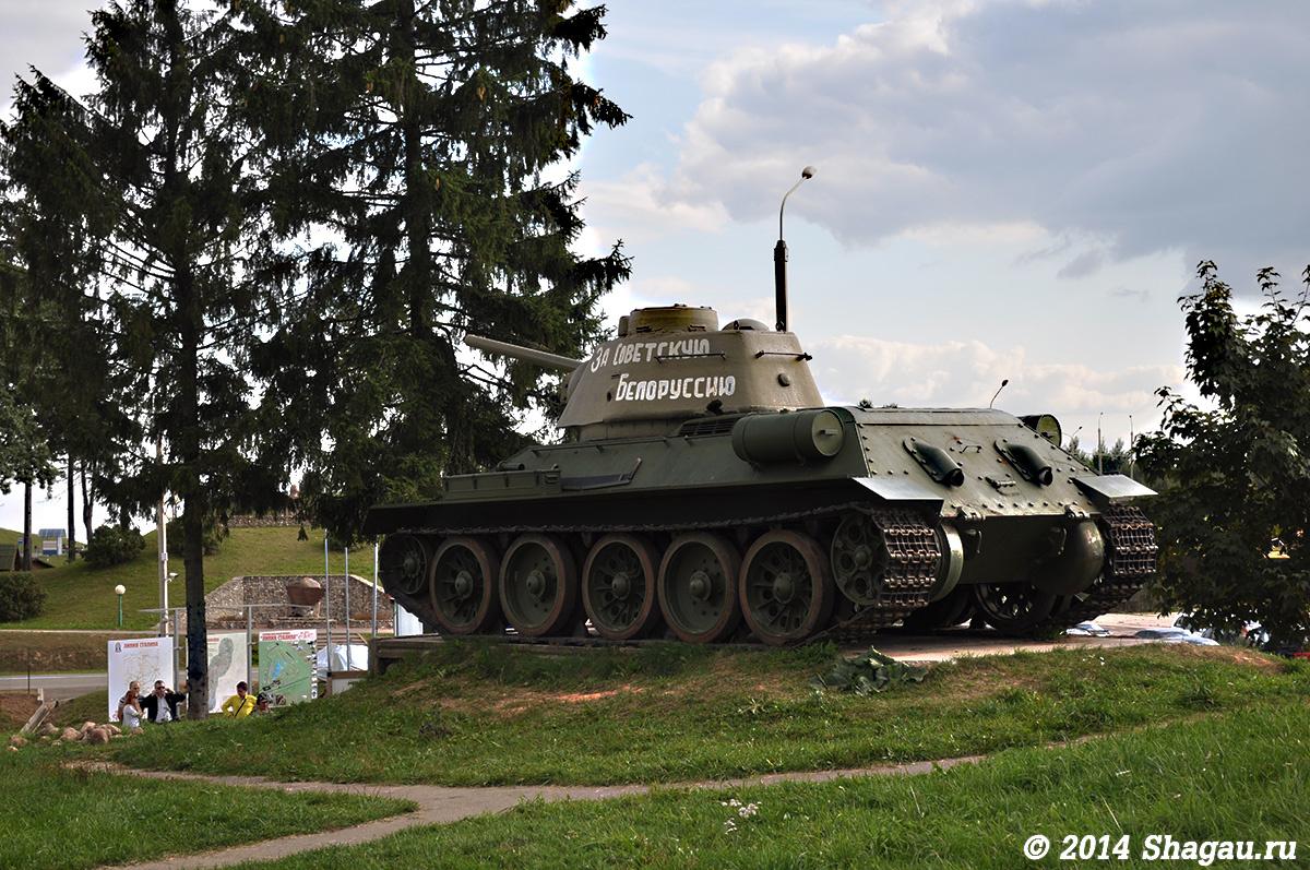 Музей Линия Сталина в Беларуси