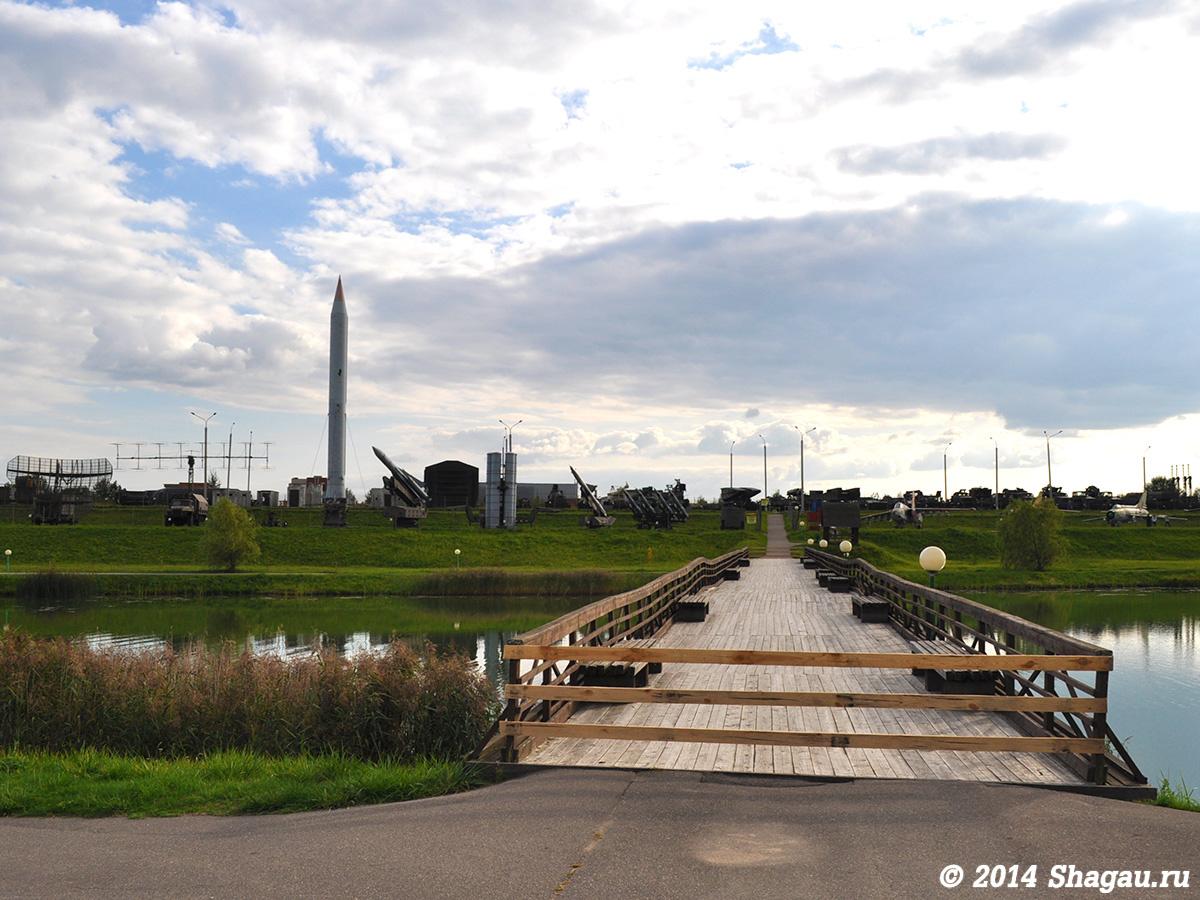 Пантонно-мостовая перепарва