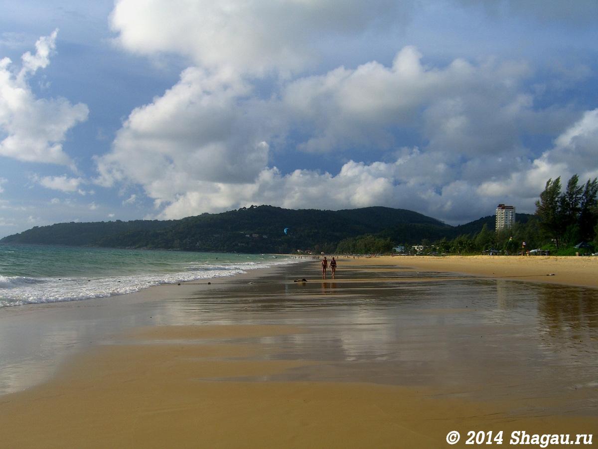 Пляж Кэрон Пхукета