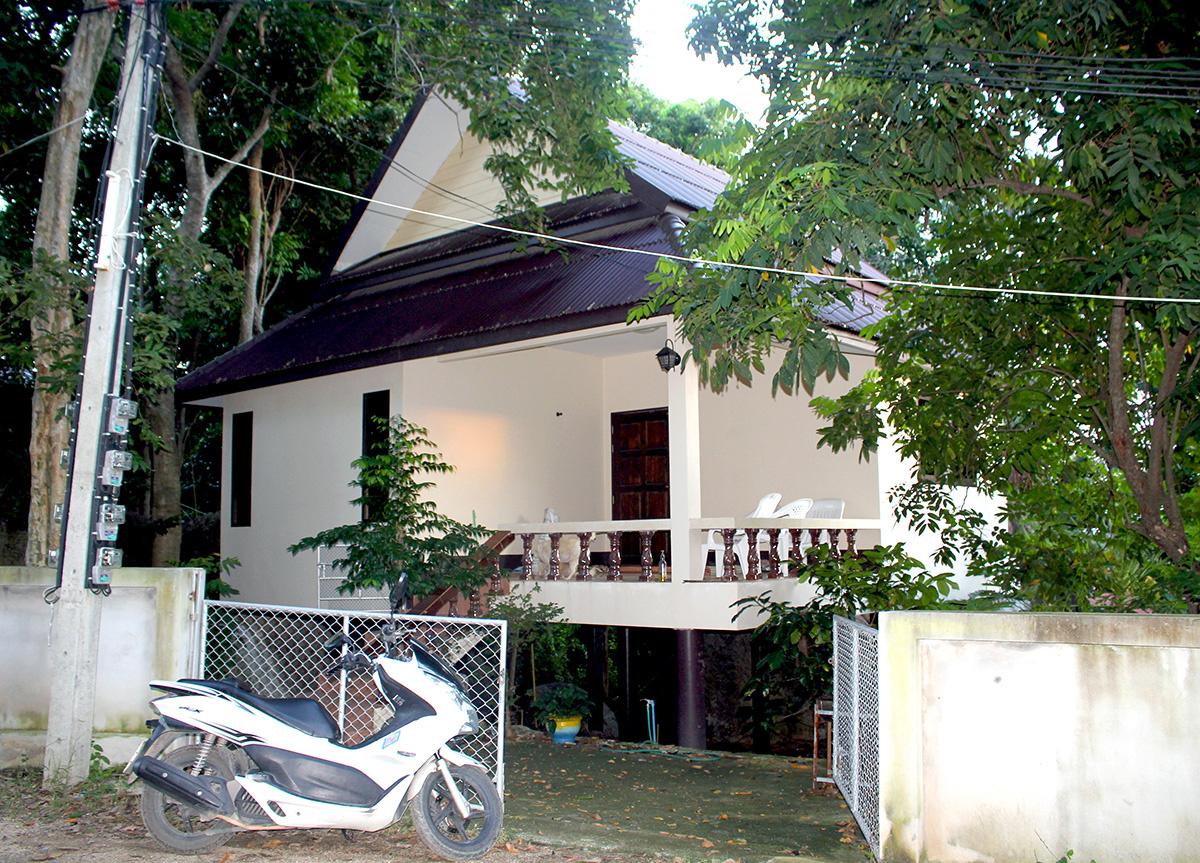 Наш новый домик на Самуи в Тайланде