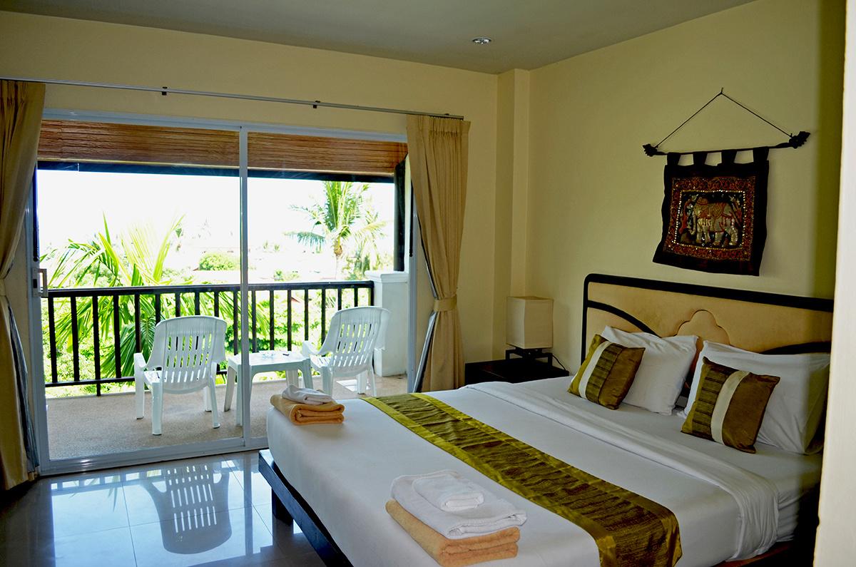 Отель на Самуи
