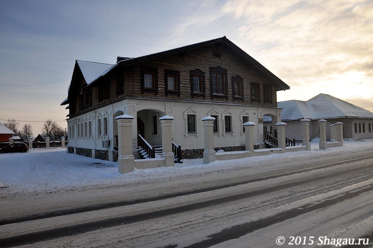 Гостевой дом Алексеевская усадьба