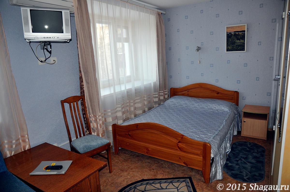 Номер гостиницы Лада
