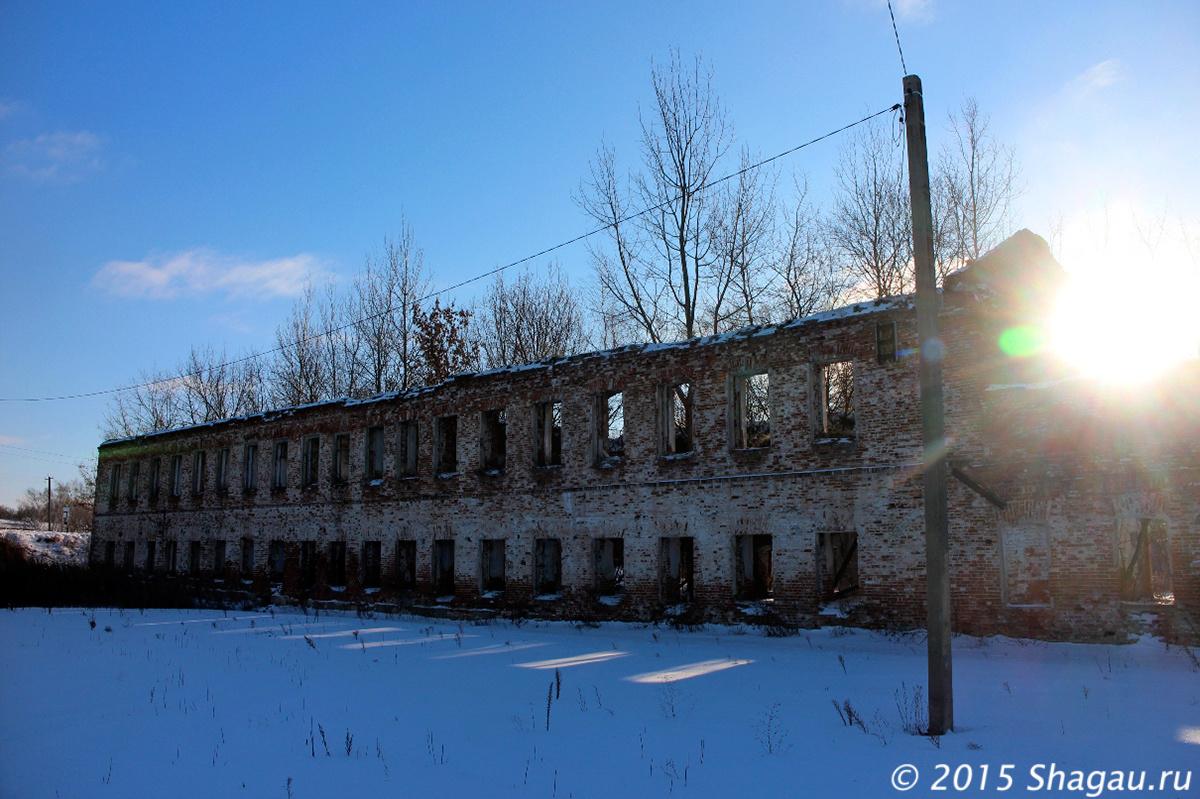 Остатки завода