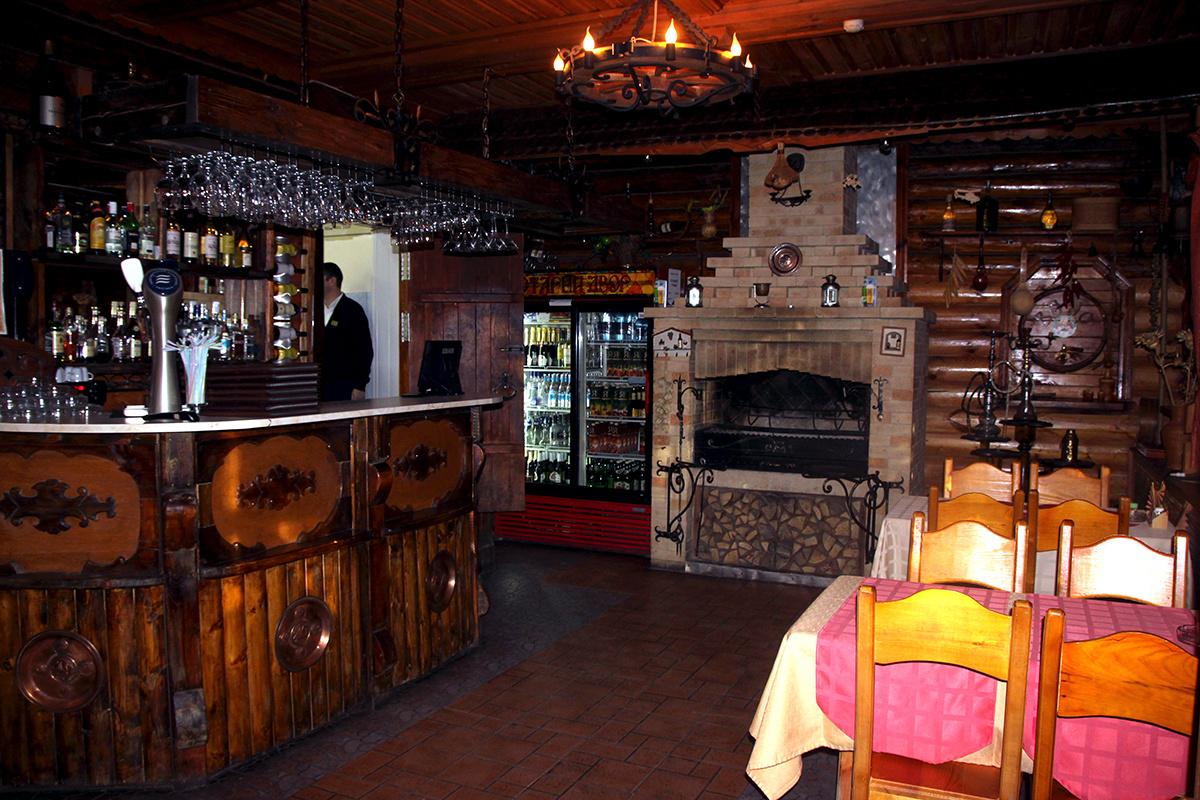 Ресторан в Старый Двор