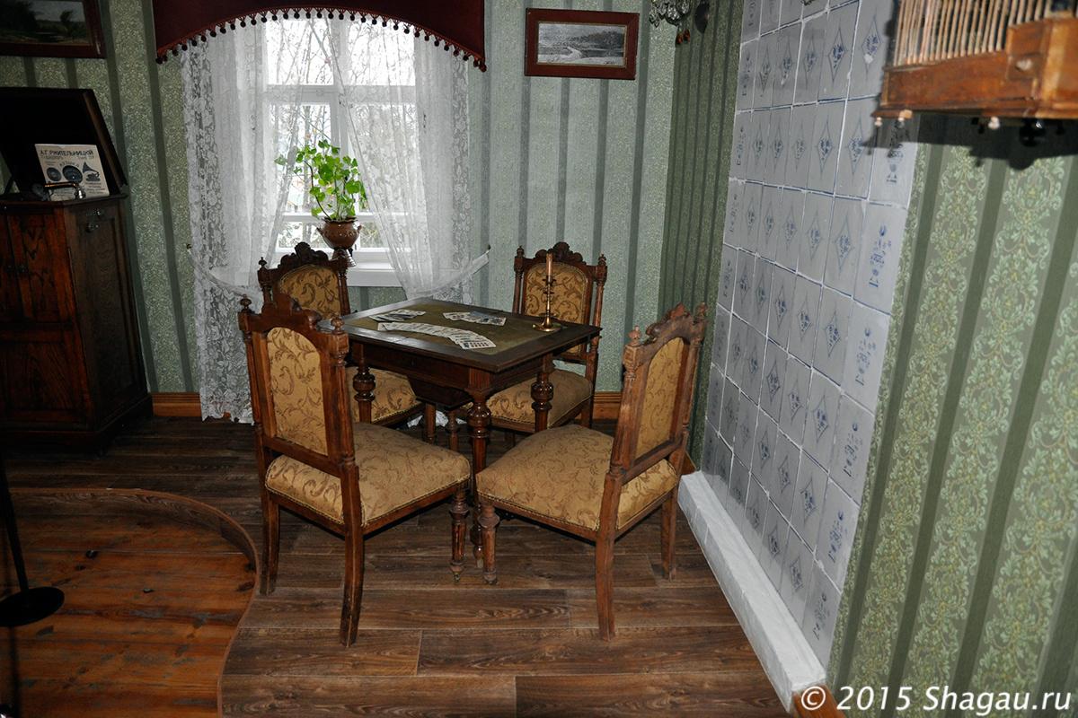 Ламберный столик