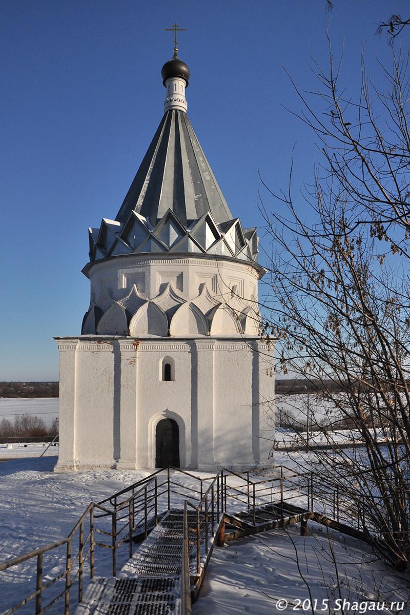 Церковь Косьмы и Домиана в Муроме