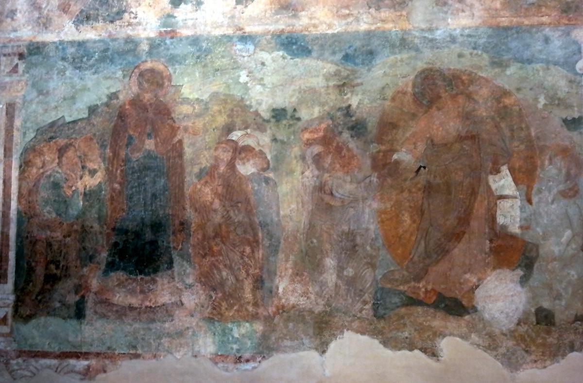 Роспись Знаменский собор