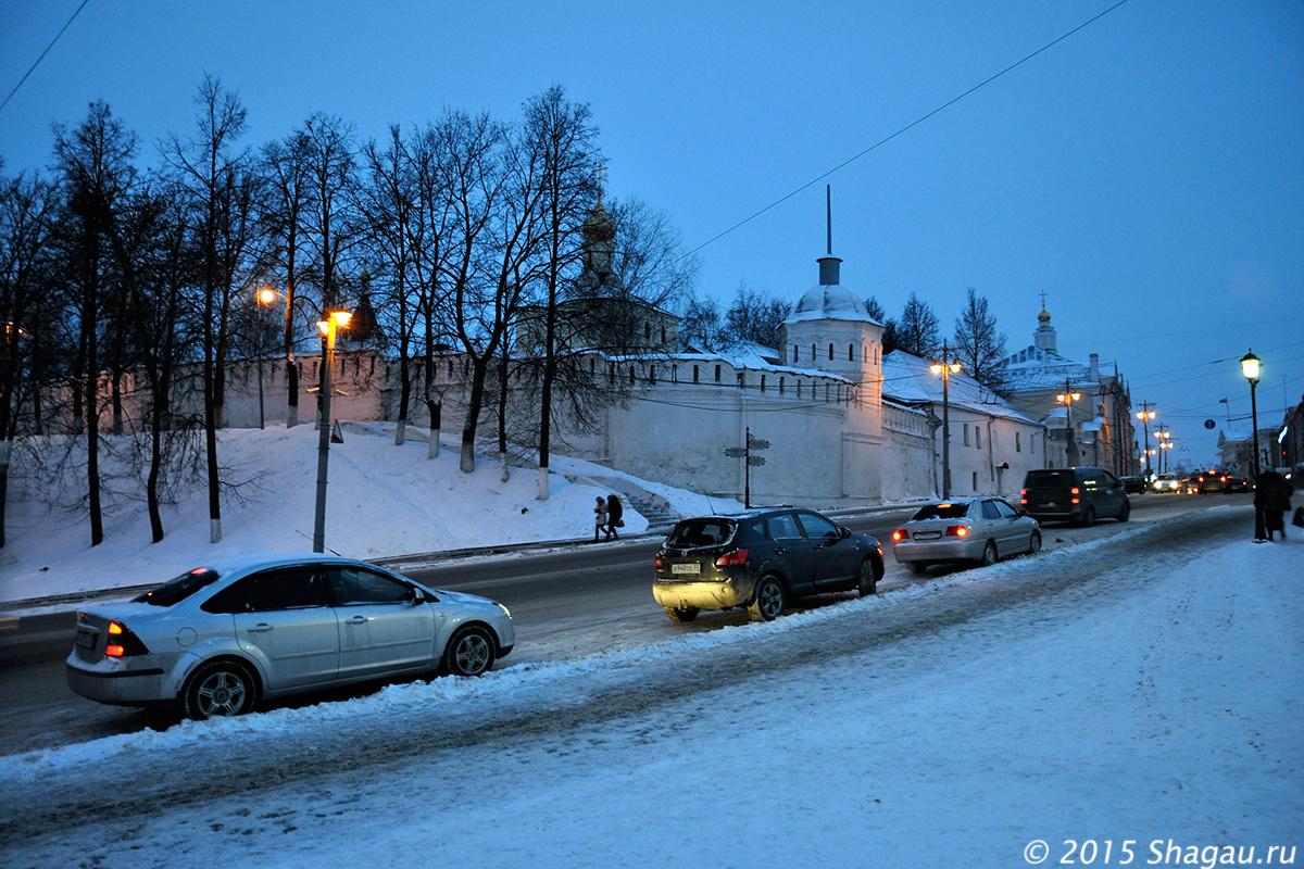 Рождественский монастырь, Владимир