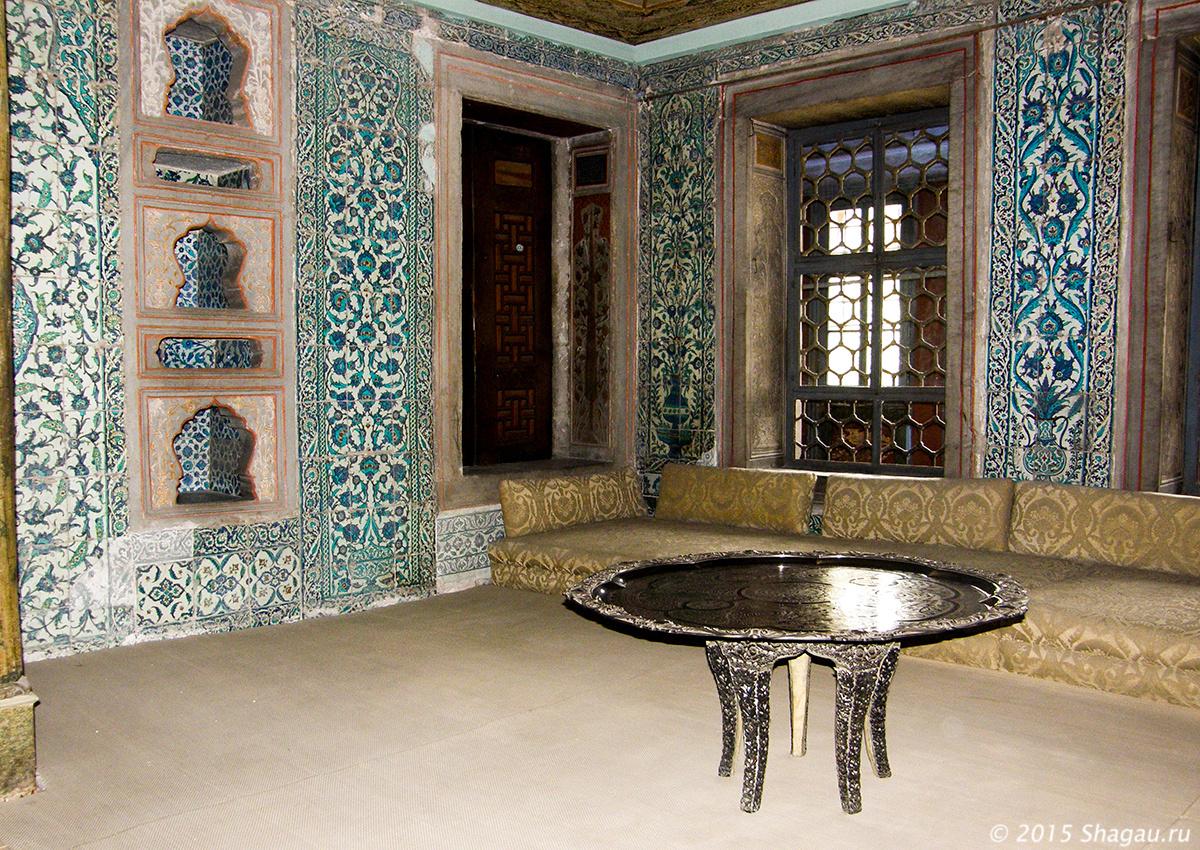 дворец топкапы фото комната любимой жены султана атлетико нет никаких