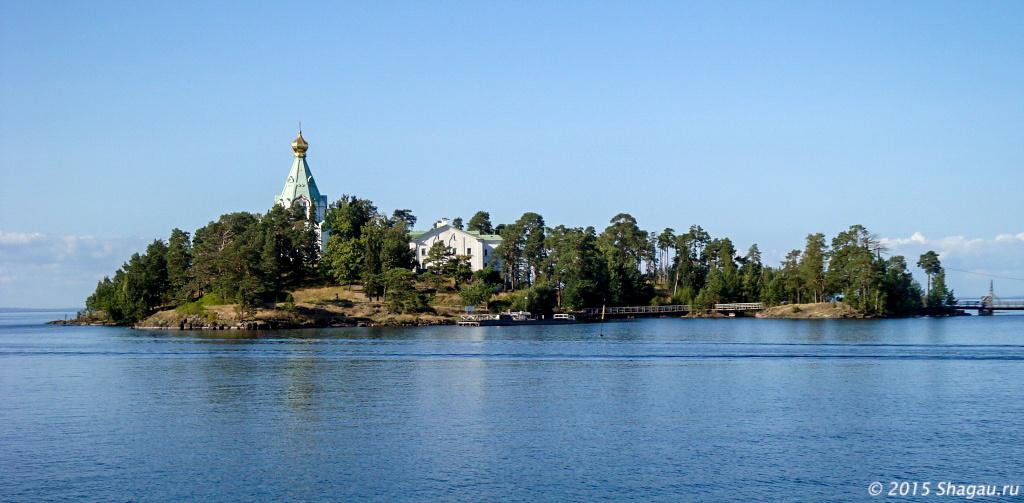 Острова Валаама