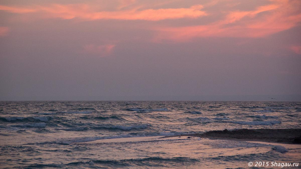 Крымские закаты. Фото Нины Пятницкой