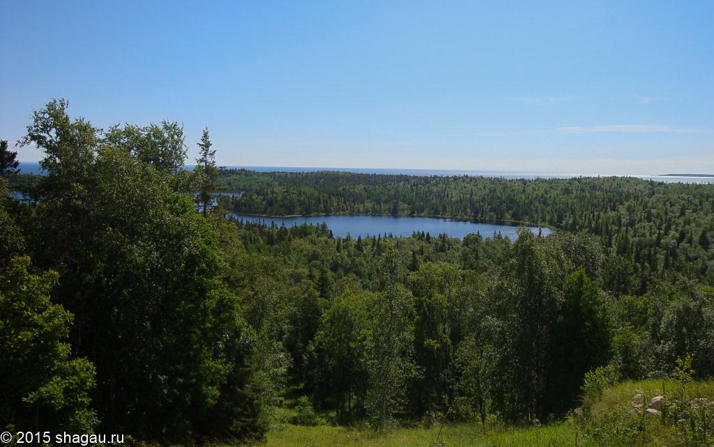 Голгофское озеро