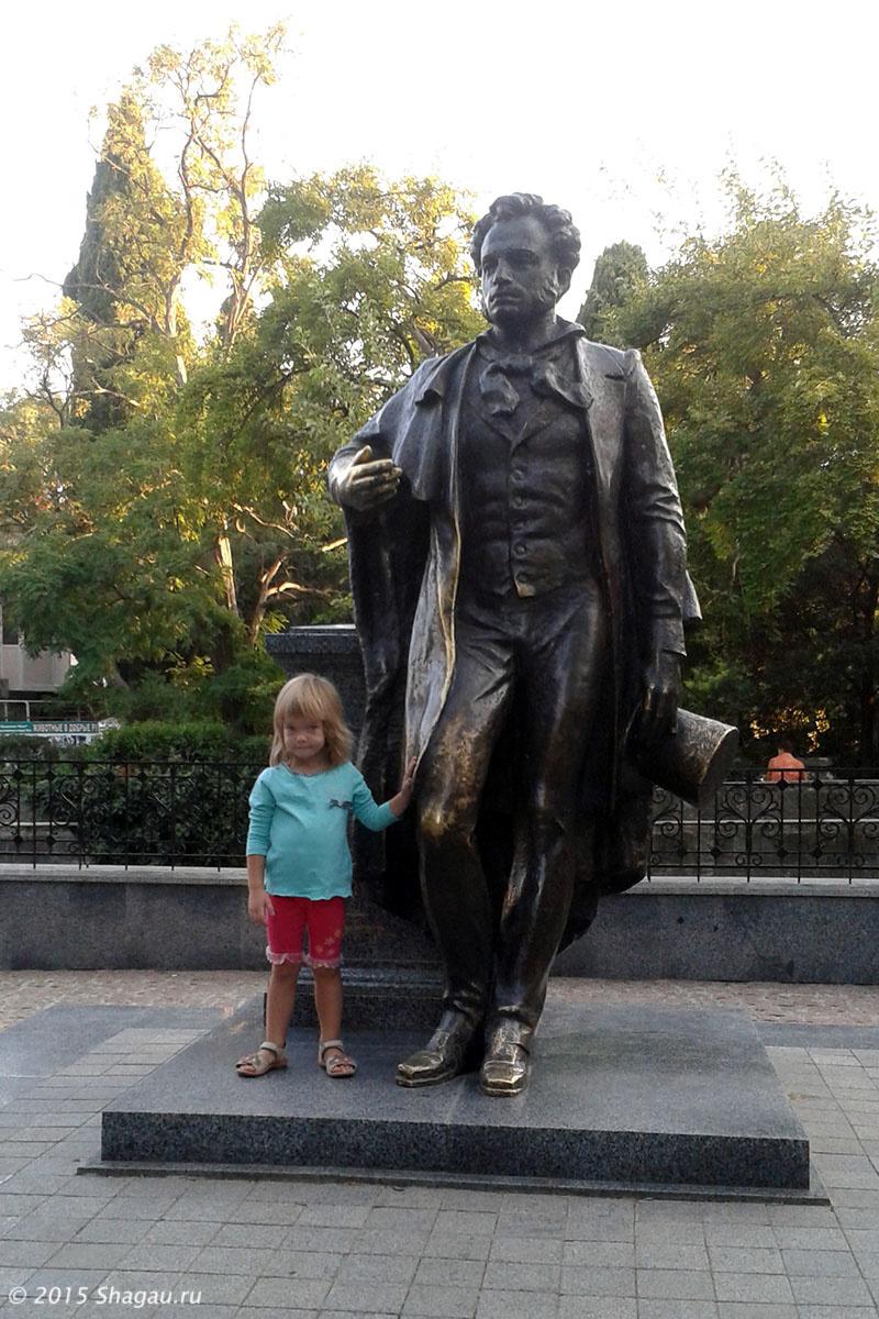 Ялта. Пушкинская улица