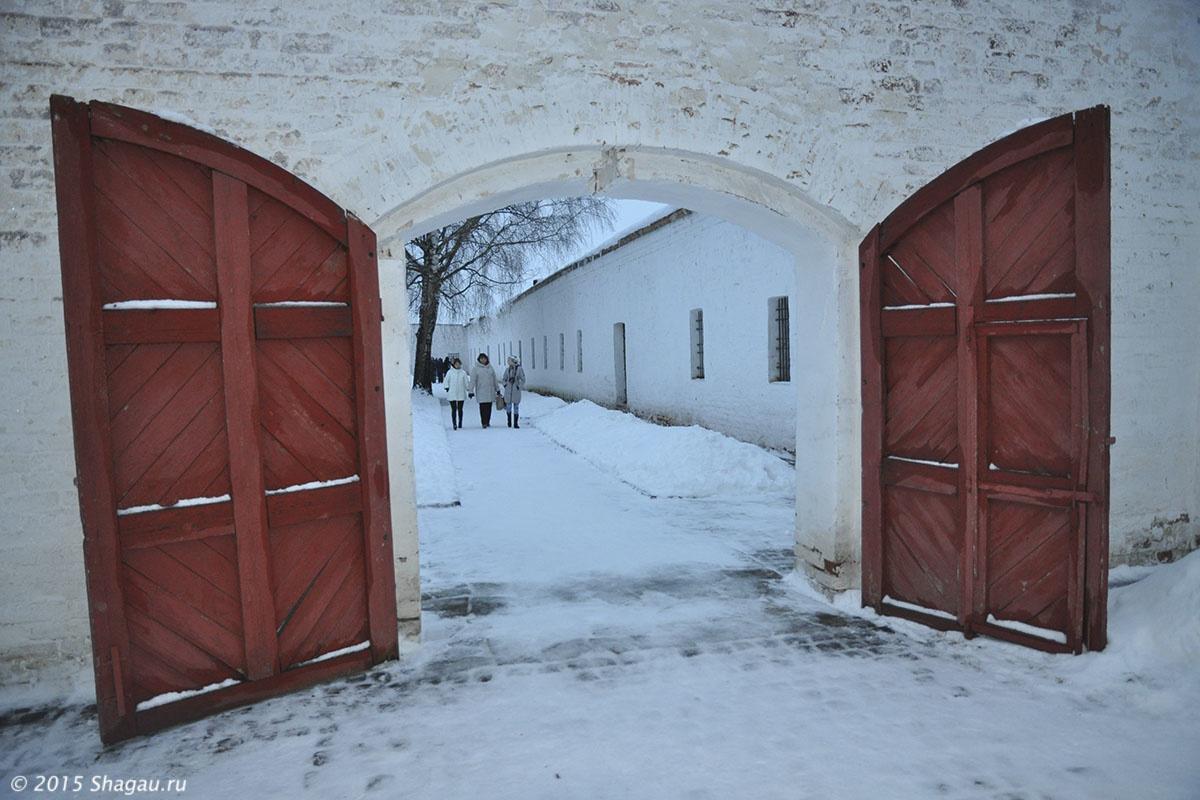 Тюремный корпус