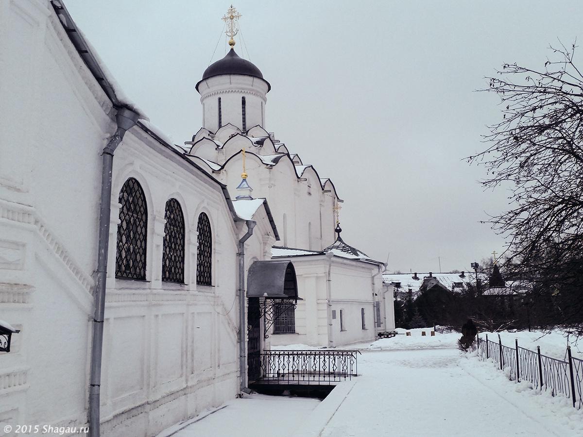 В Княгинином монастыре