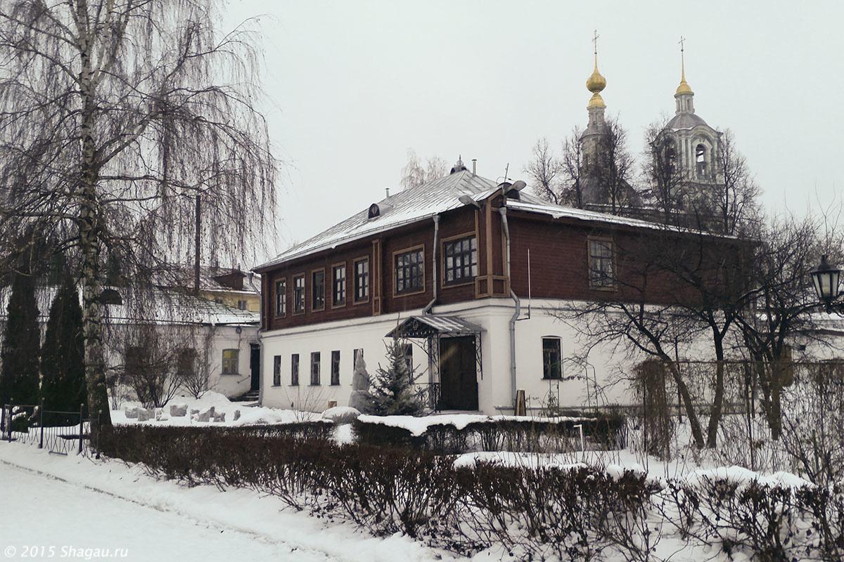 На территории Княгинина монастыря