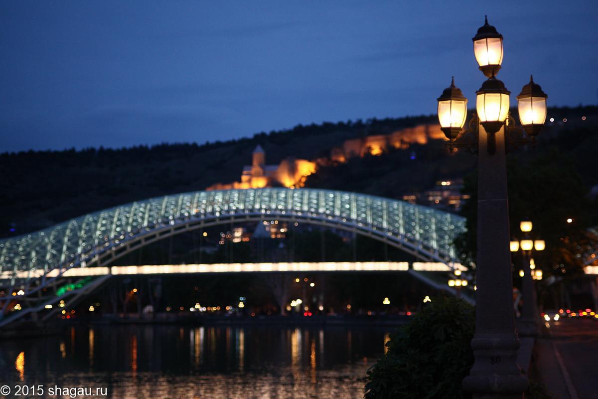 современная архитектура Тбилиси